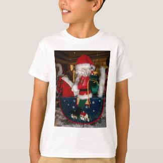 Skeezer Christmas With Snow happy holidays.JPG T Shirts