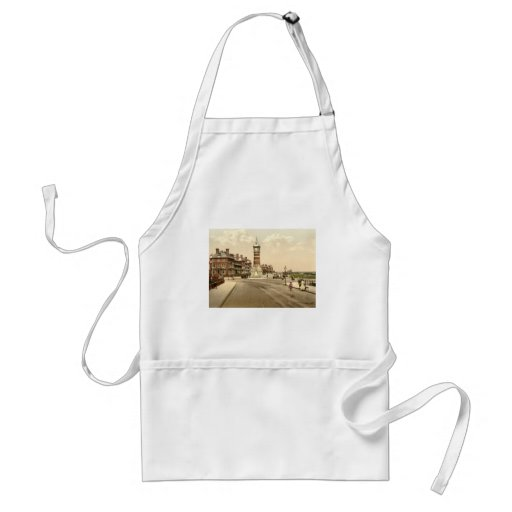 Skegness Tower, Lincolnshire, England Aprons