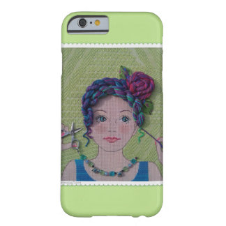 """Skein Head"" iPhone 6 case"