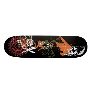 skeleboard02 Skateboard