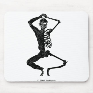 Skelepose Acessories Mouse Pad