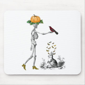skeleshoes mouse mat