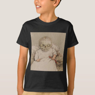 Skeletal Baby Shirt