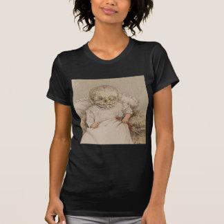 Skeletal Baby Tee Shirt