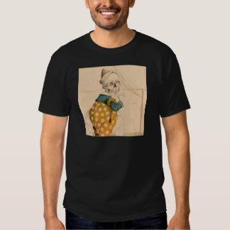 Skeletal Clown Tee Shirt