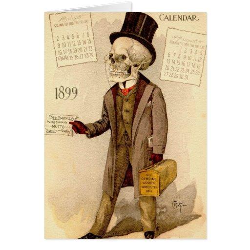 Skeletal Doctor Cards