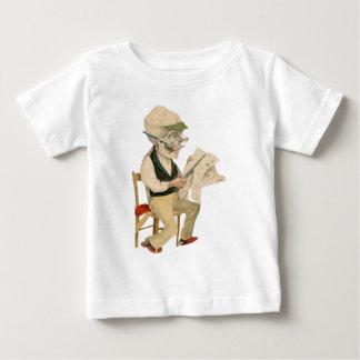Skeletal Editor Baby T-Shirt