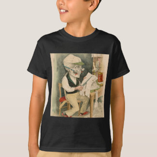 Skeletal Editor T-Shirt