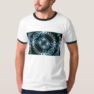 Skeletal Fractal by KLM T-Shirt