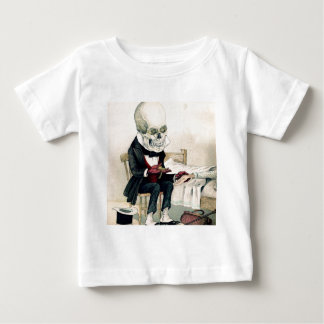 Skeletal Last Rites Shirts