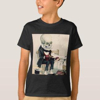 Skeletal Last Rites T Shirts