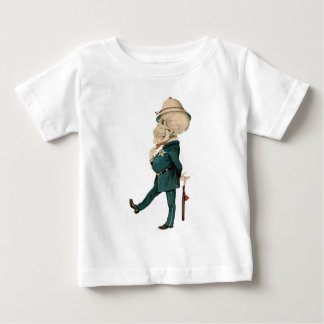 Skeletal Officer T Shirt