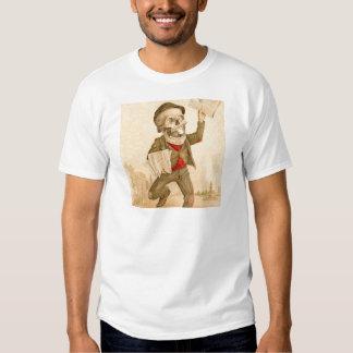 Skeletal Paperboy Shirt