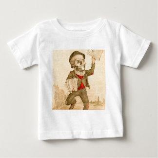 Skeletal Paperboy Tshirts