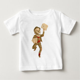 Skeletal Paperboy Tshirt