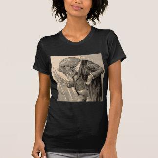 Skeletal Penny Saver Shirt