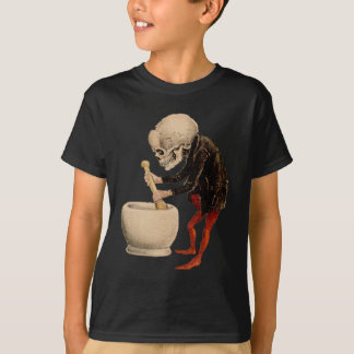 Skeletal Pharmacy T-Shirt