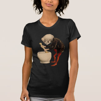 Skeletal Pharmacy T-shirts