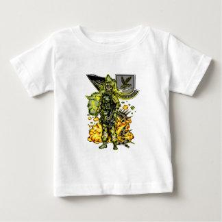 Skeletal Soldier Baby T-Shirt