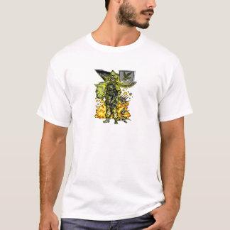 Skeletal Soldier T-Shirt