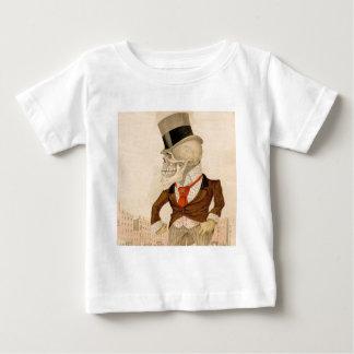 Skeletal Suit Baby T-Shirt
