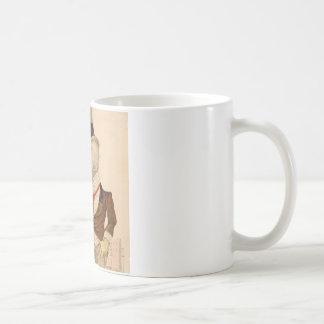 Skeletal Suit Coffee Mug