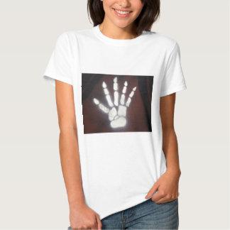 skeletal t-shirts