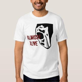 skeletal tee shirt