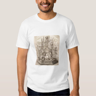 Skeletal Tree T Shirt