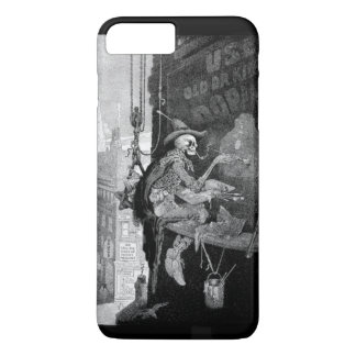 Skeleton Advertising iPhone 7 Plus Case