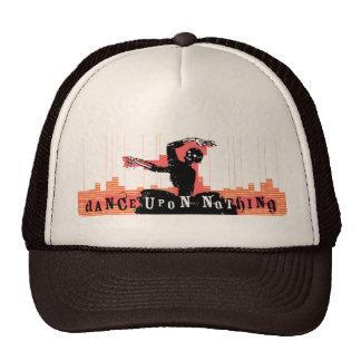 skeleton ballerina hat