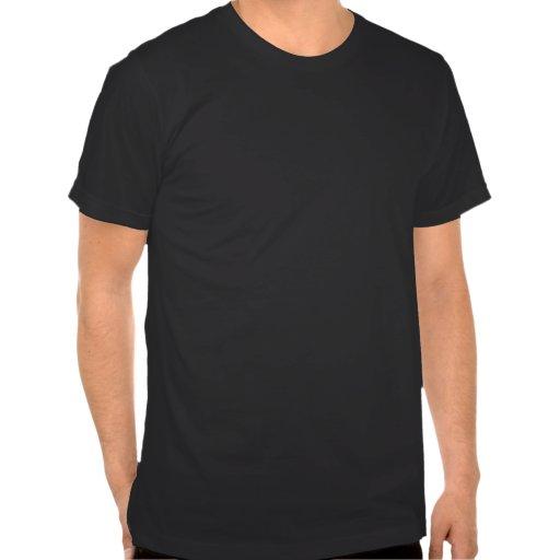 Skeleton Bones Basic American Apparel T-Shirt
