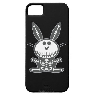 Skeleton Bunny Barely There iPhone 5 Case