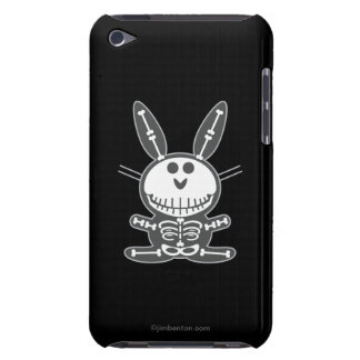 Skeleton Bunny Barely There iPod Cover