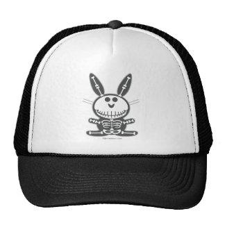 Skeleton Bunny Cap