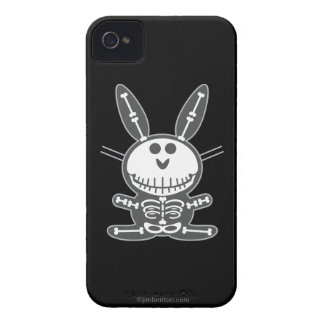 Skeleton Bunny Case-Mate iPhone 4 Case