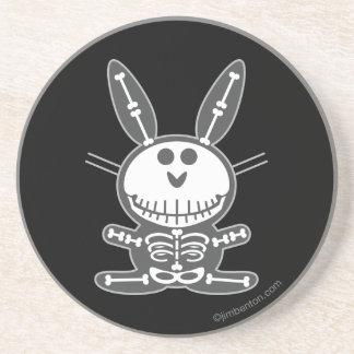 Skeleton Bunny Coaster