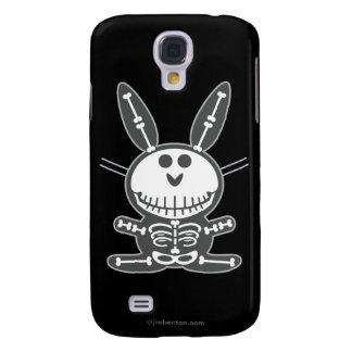 Skeleton Bunny Galaxy S4 Case