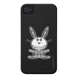 Skeleton Bunny iPhone 4 Case-Mate Case