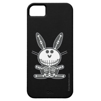Skeleton Bunny iPhone 5 Case