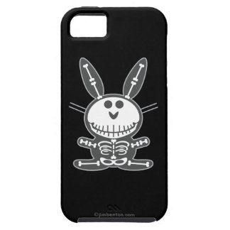 Skeleton Bunny iPhone 5 Cases