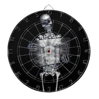 Skeleton Chest Xray Dartboard
