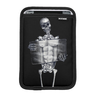Skeleton Chest Xray iPad Mini Sleeve
