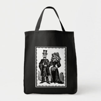 Skeleton Couple - Bag