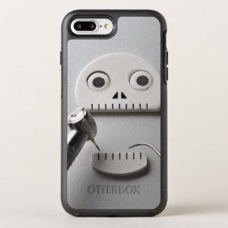 Skeleton Dental Treatment OtterBox Symmetry iPhone 7 Plus Case