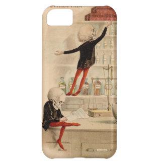 Skeleton Doctor Pharmacist Medical Art Iphone Case iPhone 5C Case