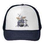 Skeleton Drummer Hat