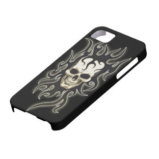 Skeleton Gothic iPhone 5 Cover