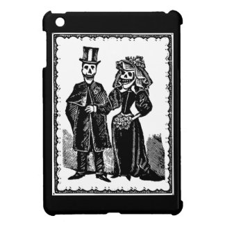 Skeleton Groom - iPad/iPad Mini Case (Customize)