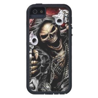Skeleton & Guns Case For The iPhone 5